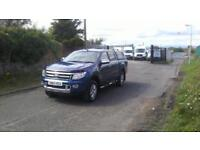 Ford Ranger 2.2TDCi ( 150PS ) ( EU5 ) 4x4 Super Cab Limited