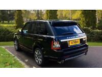 2013 Land Rover Range Rover Sport 3.0 SDV6 Autobiography Sport 5 Automatic Diese