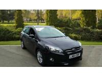 2014 Ford Focus 1.6 125 Titanium Navigator 5dr Automatic Petrol Estate