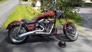 2006 HD Wide Glide Custom