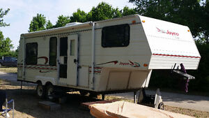 1999 Jayco Eagle 5th wheel camper