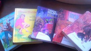Five Trixie Belden Books, Julie Campbell, Kathryn Kenny, Hardcov Kitchener / Waterloo Kitchener Area image 1