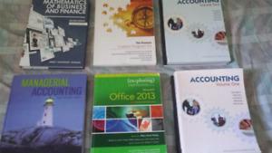 Humber accounting textbooks