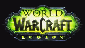 Warcraft account for gaming console.