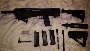 Tipx Paintball Marker with FXR Kit