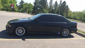 BMW 530i M-package 2003