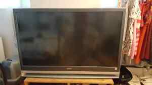 """Sony 50"""" TV - An oldie but Goodie!"""