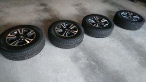 "Toyo A30 All-Season Tires w/ Toyota Tacoma's 17"" Alloy Wheels"