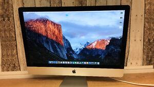 Apple Monitor - 27 Inch - Thunderbolt