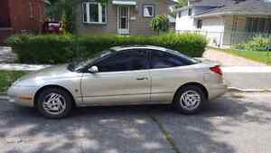 1998 saturn coupe only 103k