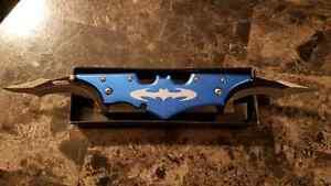 Batman knife batarang new
