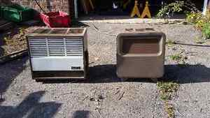 2 propane space heaters for sale