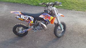 2013 KTM 50SX