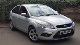 Ford Focus 1.8TDCi ( 115ps ) 2009.5MY Style with low mileage