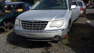chrysler pacifica 2004-08
