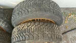 Winter tires Kawartha Lakes Peterborough Area image 3