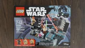 Lego Star Wars Duel on Naboo set 75169