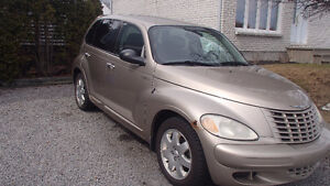 2004 Chrysler PT Cruiser Berline