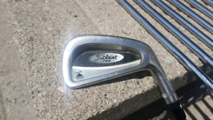 Tiltiest 762 Irons