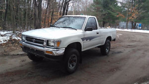 1992 Toyota 4X4 Southern Truck