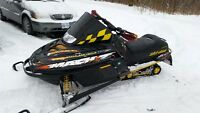 1998 skidoo machz 800 tripple