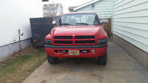 1995 Dodge SLT Lariamie sport short box for swap or trade