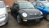 VW BEETLE AUTOMATIC 175.000km CERTIFIED+E-TESTED