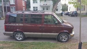 2003 Chevrolet Astro Fourgonnette, fourgon 8 passagers (nego)