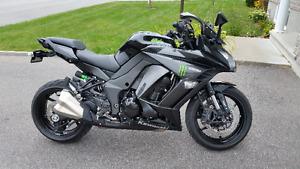 Kawasaki Ninja 1000 ZX