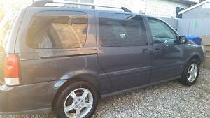 2009 Chevrolet Uplander Ext Minivan, Van Regina Regina Area image 2
