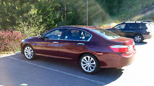 2015 Honda Accord Touring with Winters - Private Sale