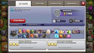 Clash of clans - Max TH9