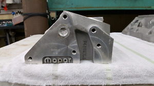 1 pair of small block Chrysler  Big port Commando cylinder head
