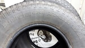 Tires for Sale- need gone asap St. John's Newfoundland image 1