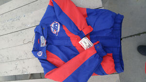 Mens jets jacket  brand new with tag $154.99 selling $80 obo