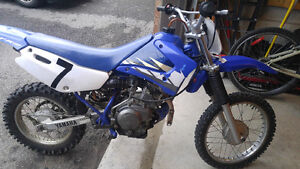 Yamaha TT-R 125cc 2005 in excellent condition