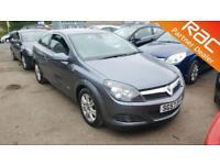 2007 Vauxhall Astra Sport Hatch 3Dr 1.6 16V 115 Design EasyT Auto5 Petrol grey A
