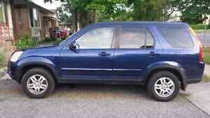 2002 Honda CR-V FOR $2400