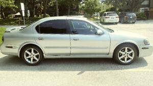 2003 Nissan Maxima SE Sedan