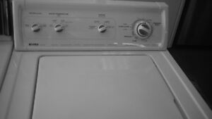 kenmore WASHER, WHITE, TOP LOADING
