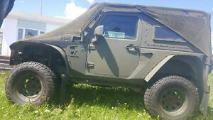 Jeep Military 2007
