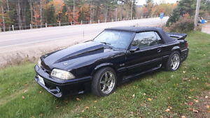 Sell or Trade - 1987 Mustang GT convertible