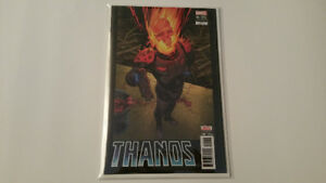 Thanos Issue #15 (3rd print) NM