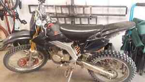 250cc Hummer dirt bike