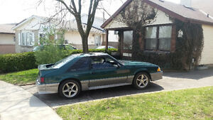 1991 Ford Mustang Hatchback