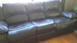 Electric Reclining couch