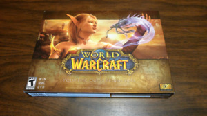 Unopened WoW Battle Chest