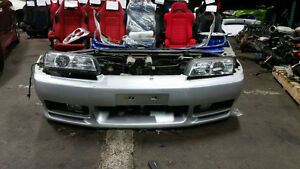 JDM SKYLINE R32 GTS-T FRONT END