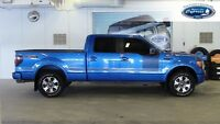 2012 Ford F-150 FX-4 SuperCrew 6.5' box (LEATHER,SUNROOF)