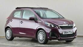 image for 2014 Peugeot 108 1.0 Active 5dr Hatchback petrol Manual